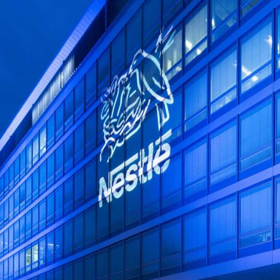 Nestle Pakistan electrical installation